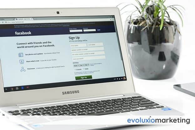 Facebook Marketing For Business - Evoluxio Marketing