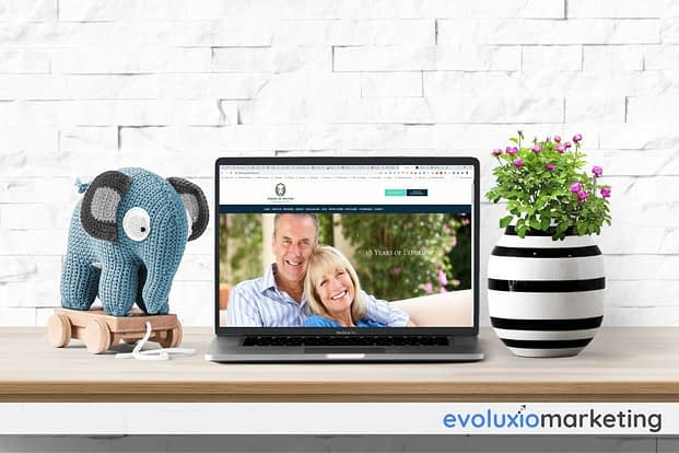 Youre Using you home page - Evoluxio Marketing