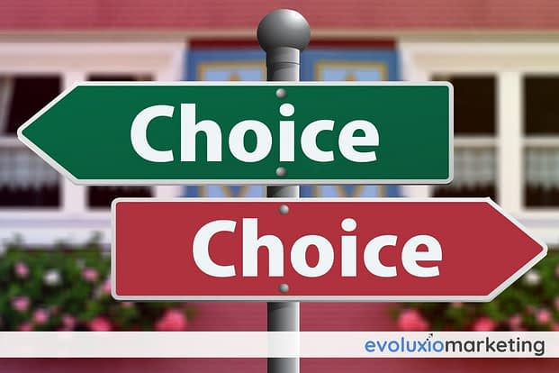 Decision TIme - Google Ads or SEO - Evoluxio Marketing